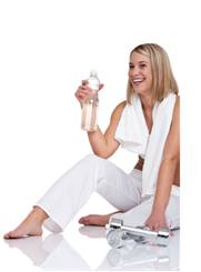 žena - cviky, diéta