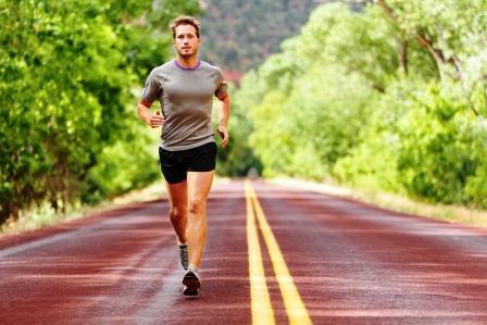 muz beha po ceste